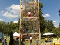 Cage à grimper en animation