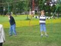 Parcours aventure (pont de lianes) pour enfants