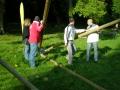 Team-building à travers la construction